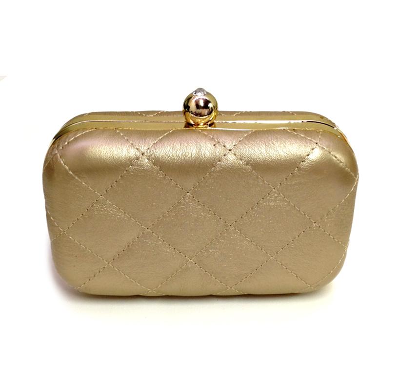 Bolsa Dourada Look : Bolsa dourada spazio